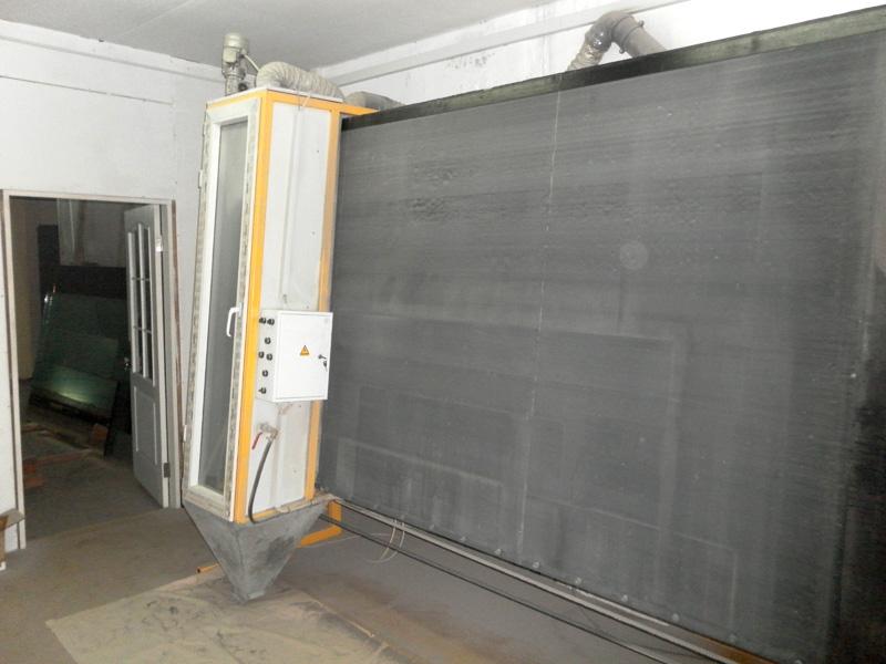Оборудование для работы со стеклом, зеркалом и витражами